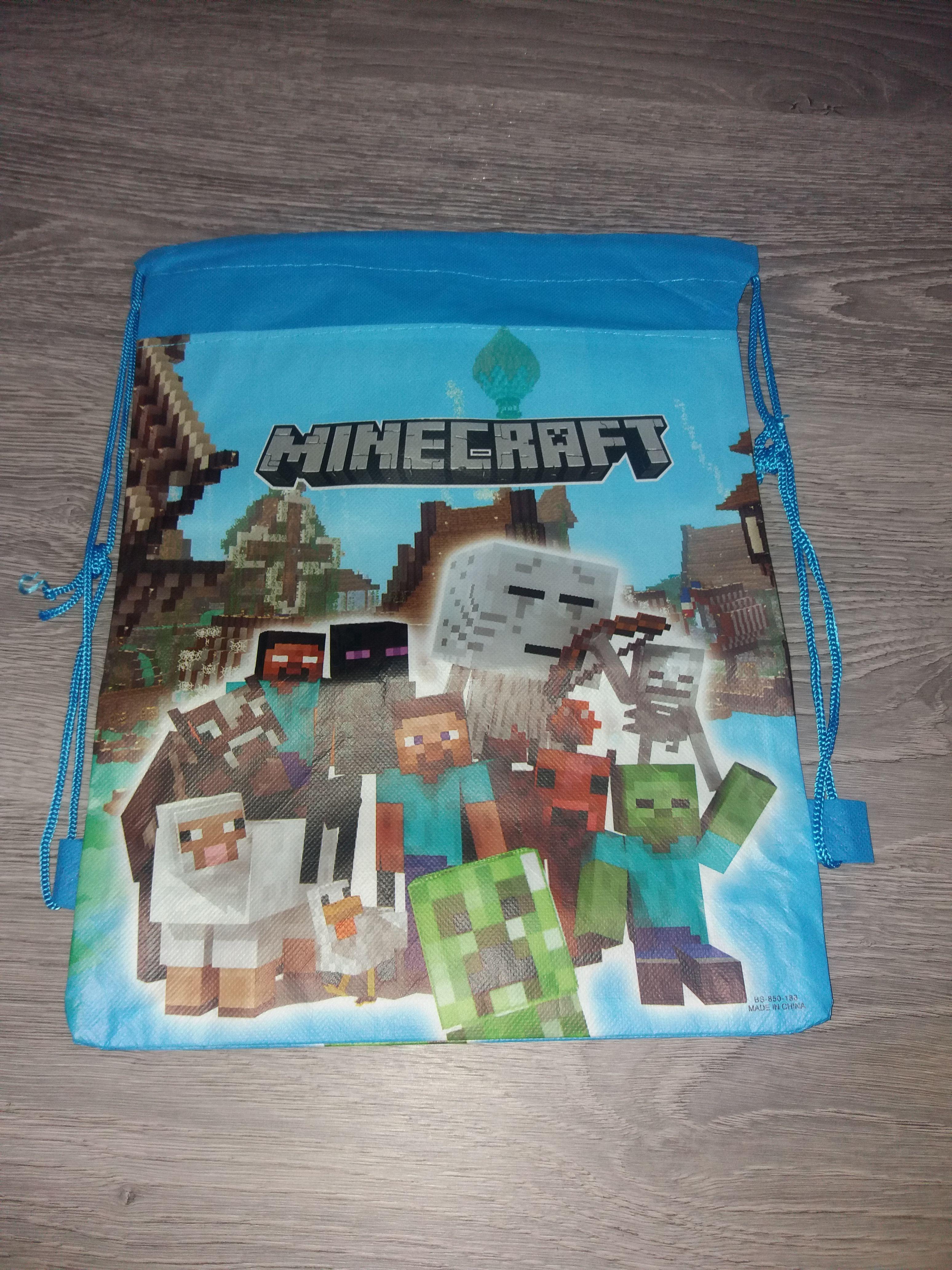 Minecraft Beutel Neu