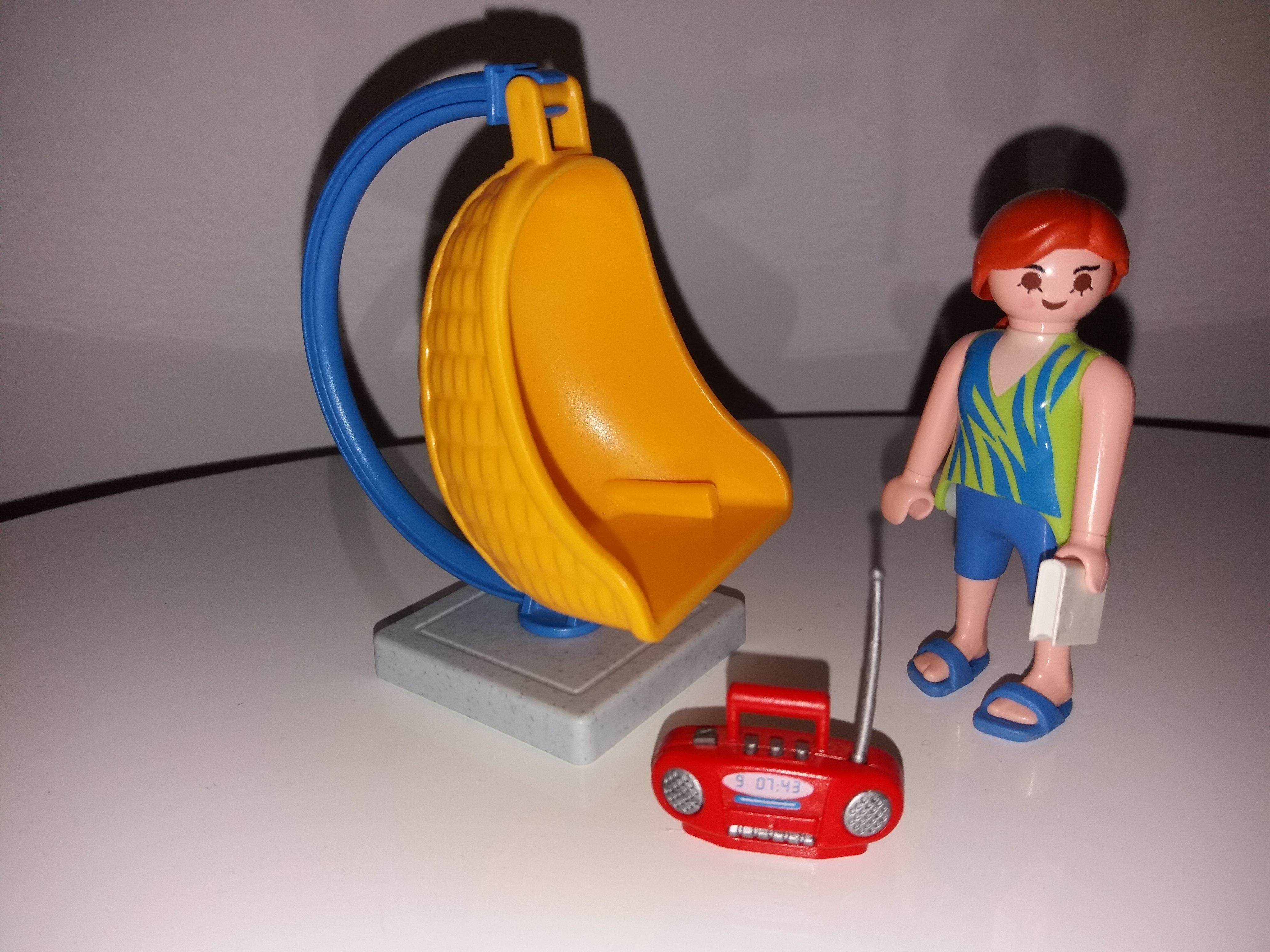 Playmobil Hängekorb