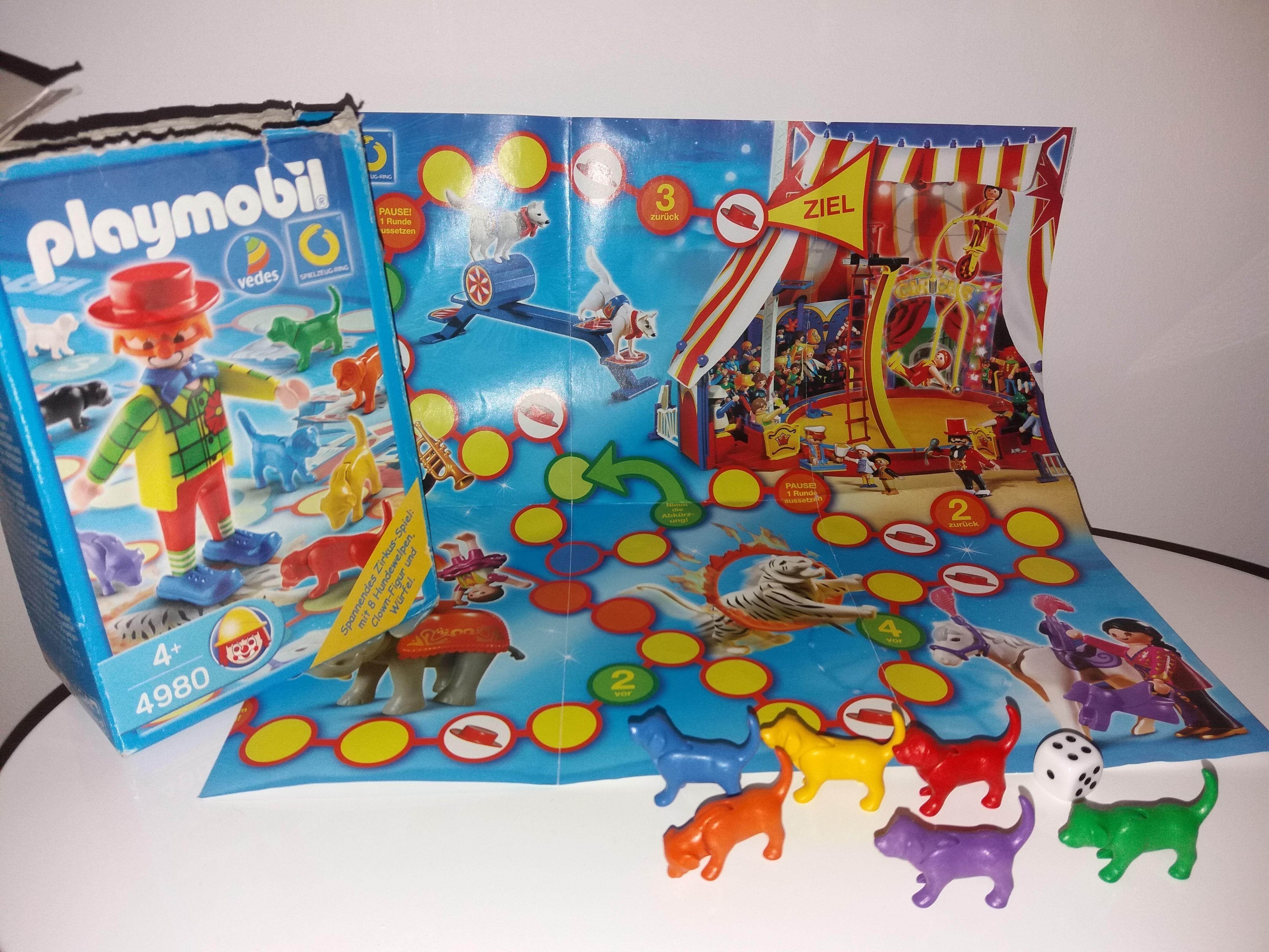 Playmobil Würfelspiel