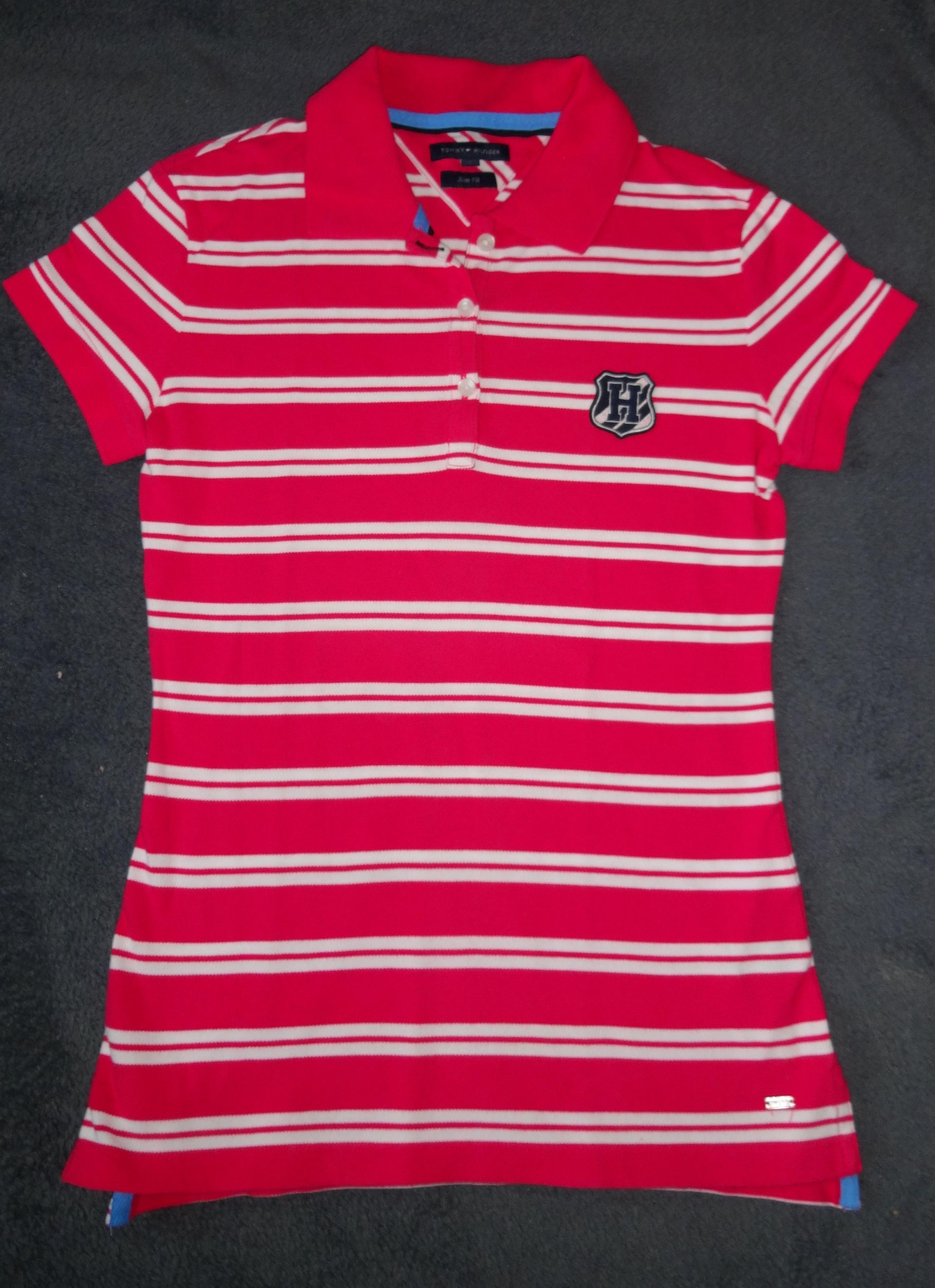 Tommy Hilfiger Poloshirt T-Shirt Gr. S
