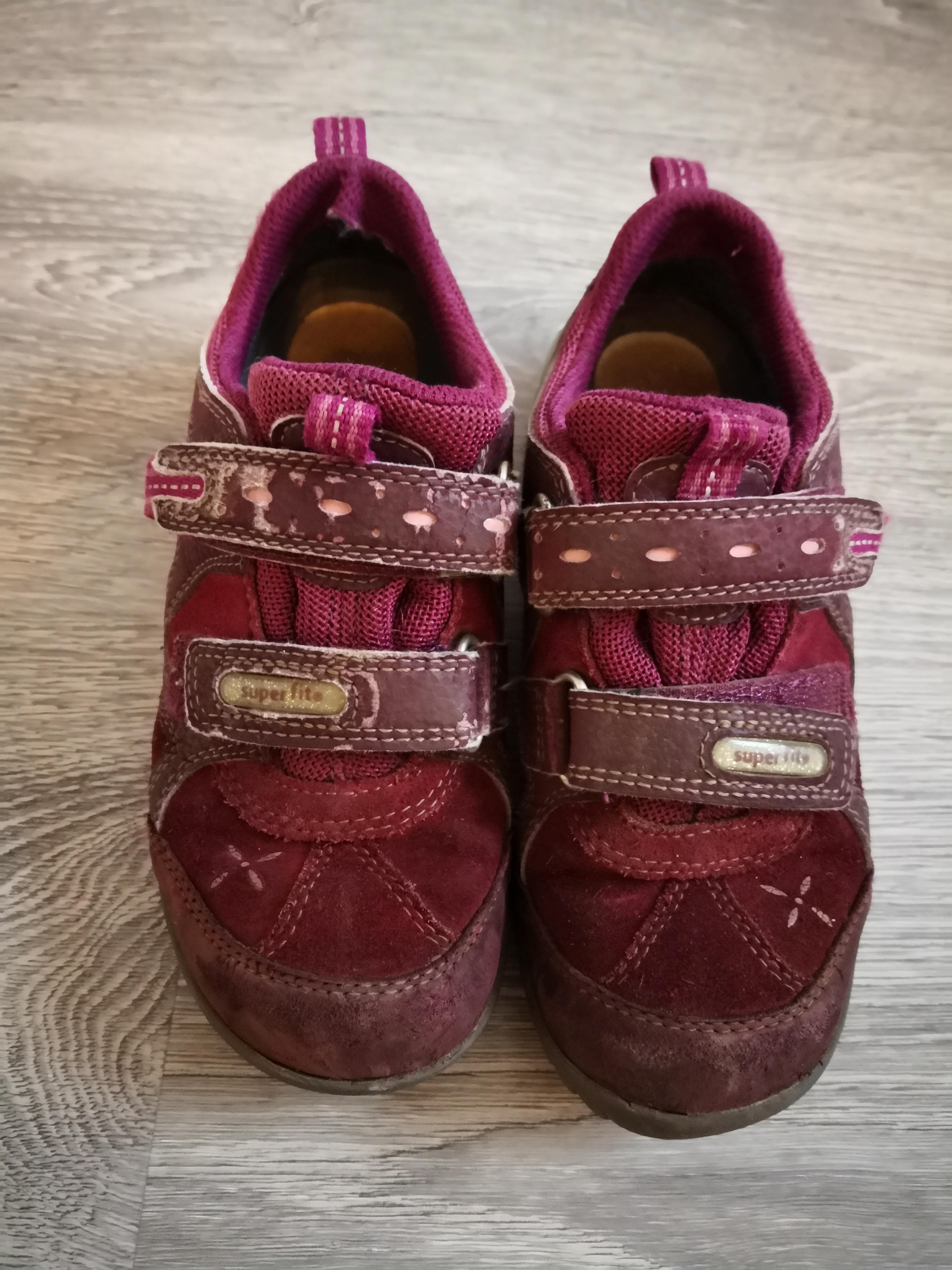 Halbschuhe Schuhe Gr. 33 Superfit