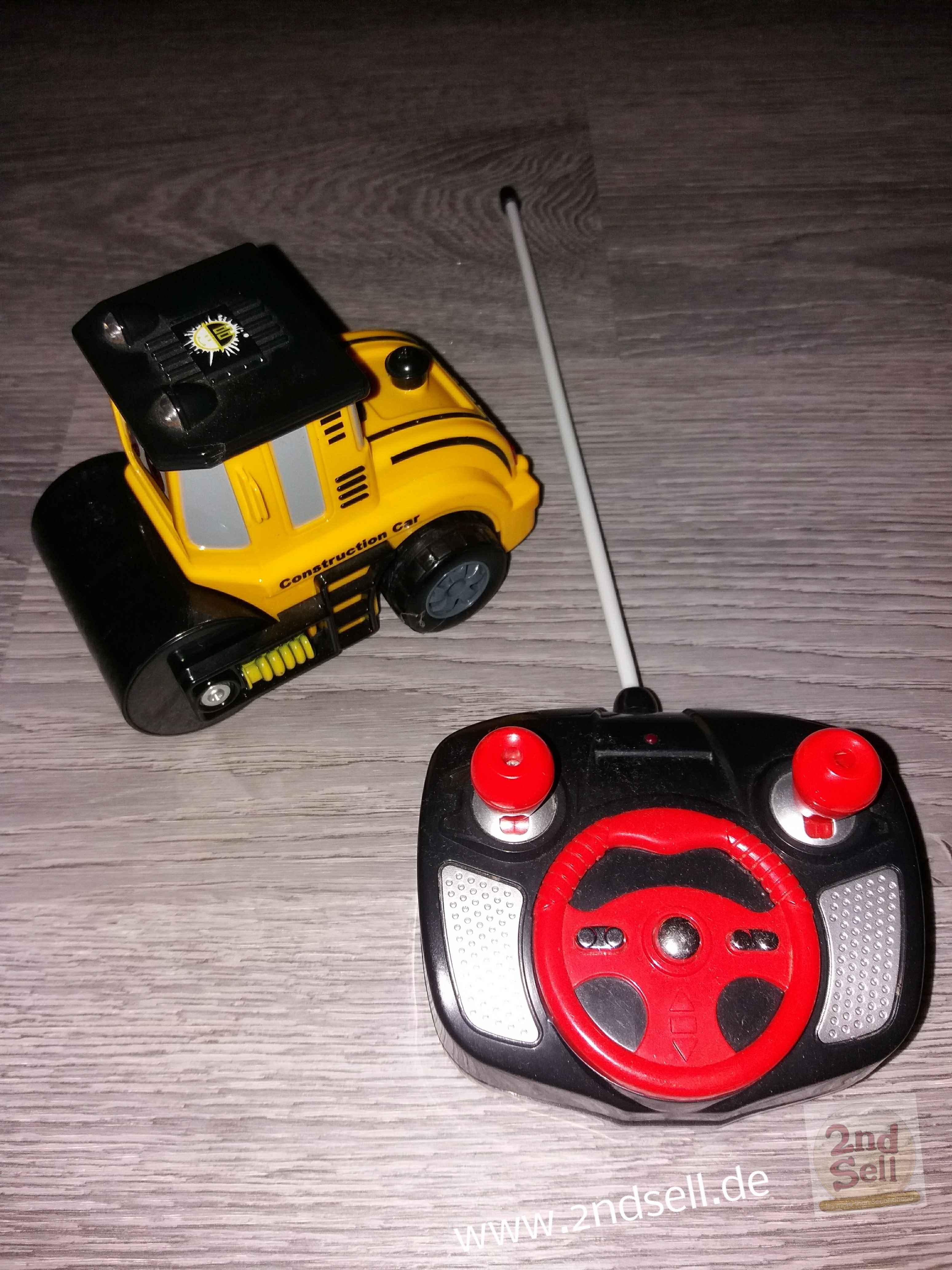 Baufahrzeug mit Fernbedienung ab 4 Jahre