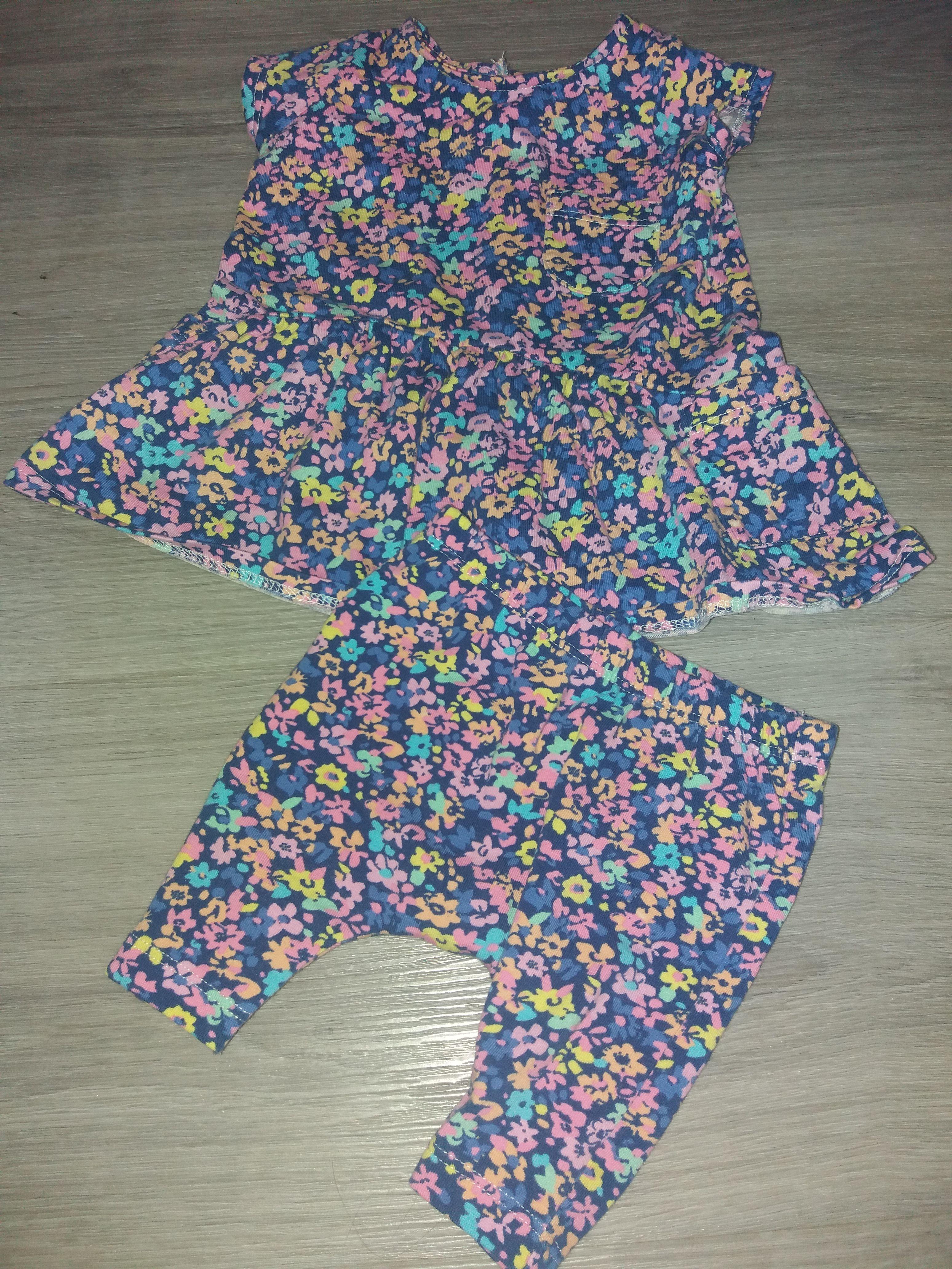 SET Kleidchen mit Leggins Gr. 50 NEXT