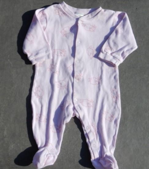 Schlafanzug Strampler Gr. 68