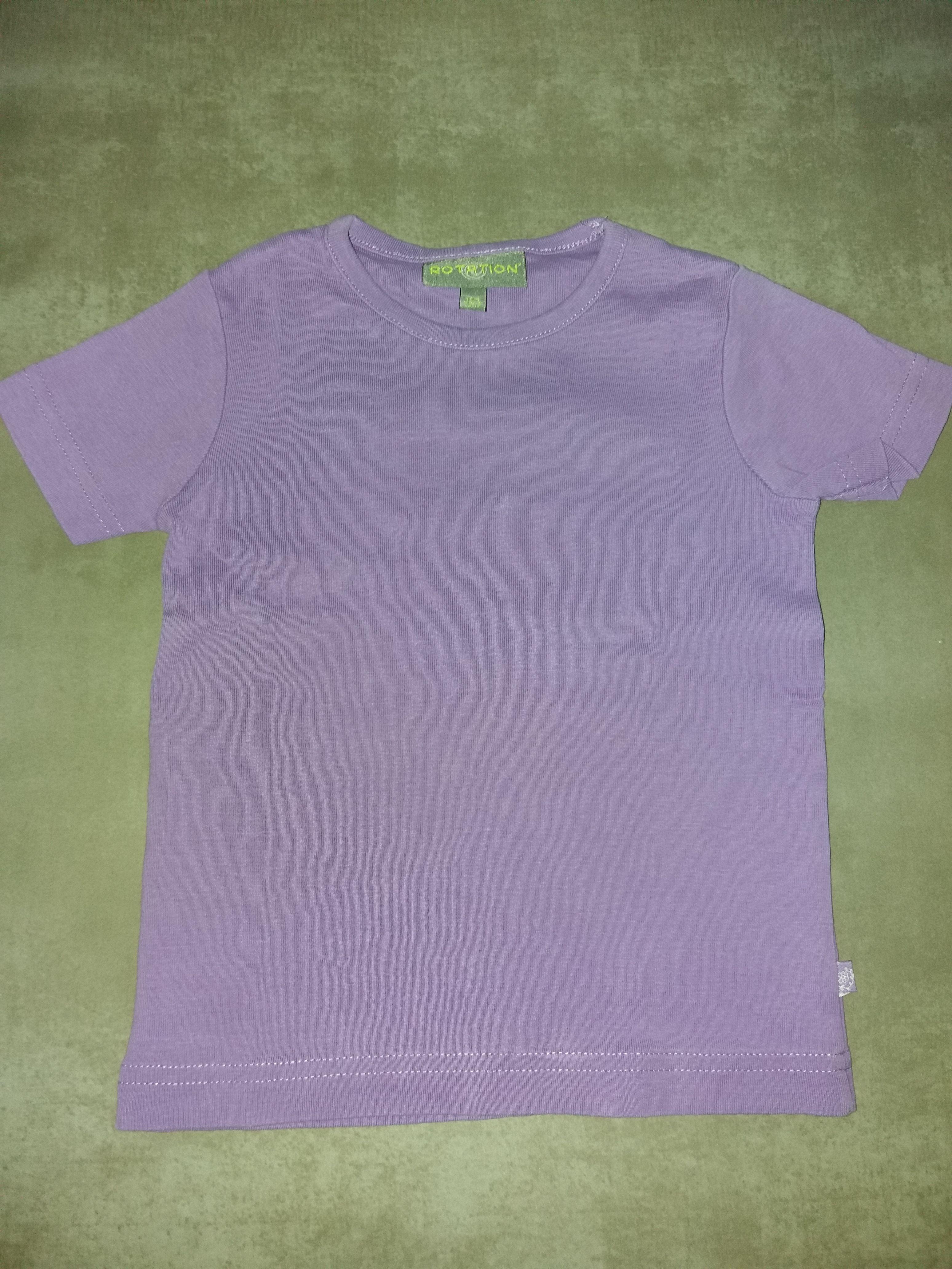 T-Shirt basic Gr. 104