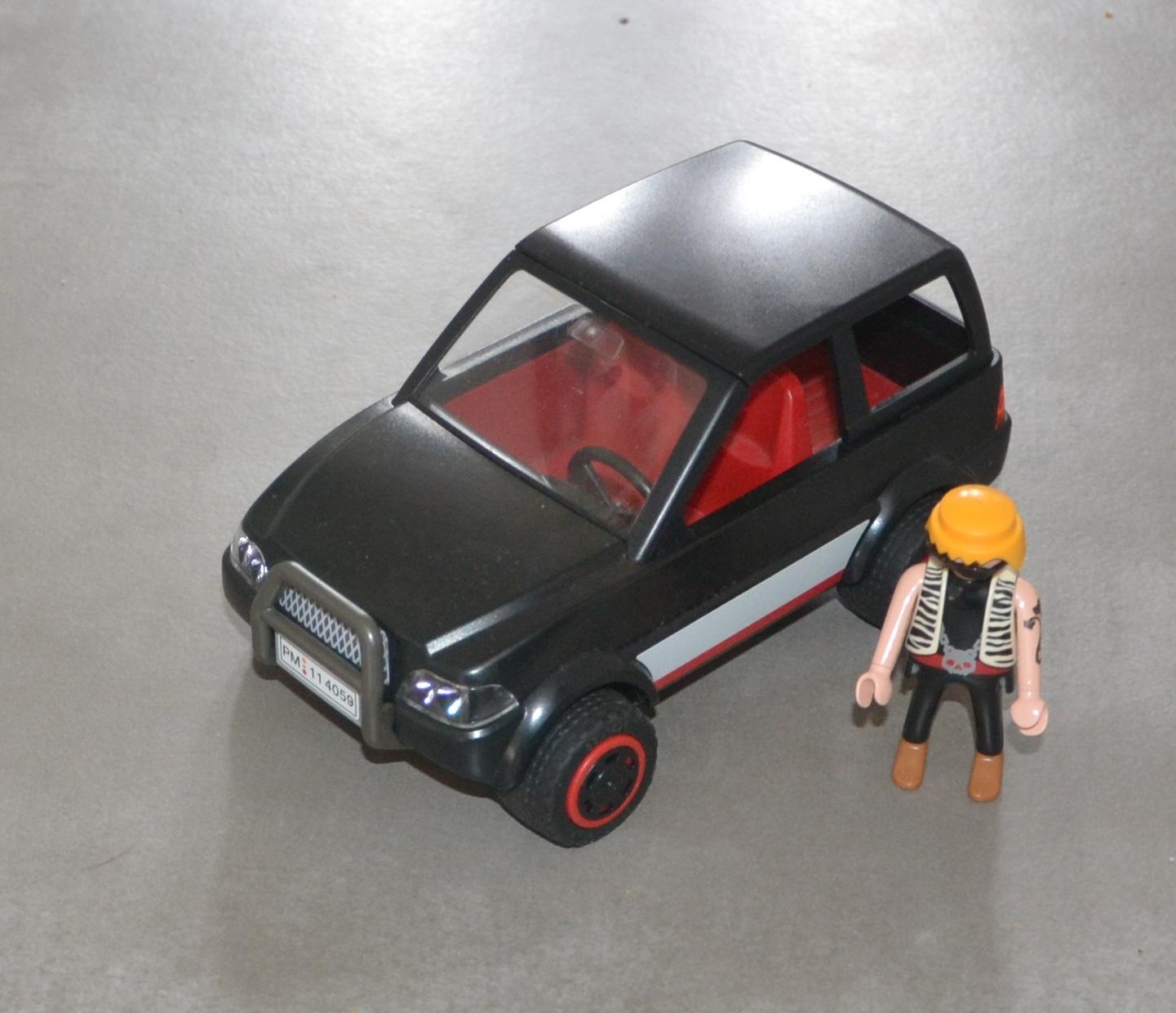 Playmobil Auto