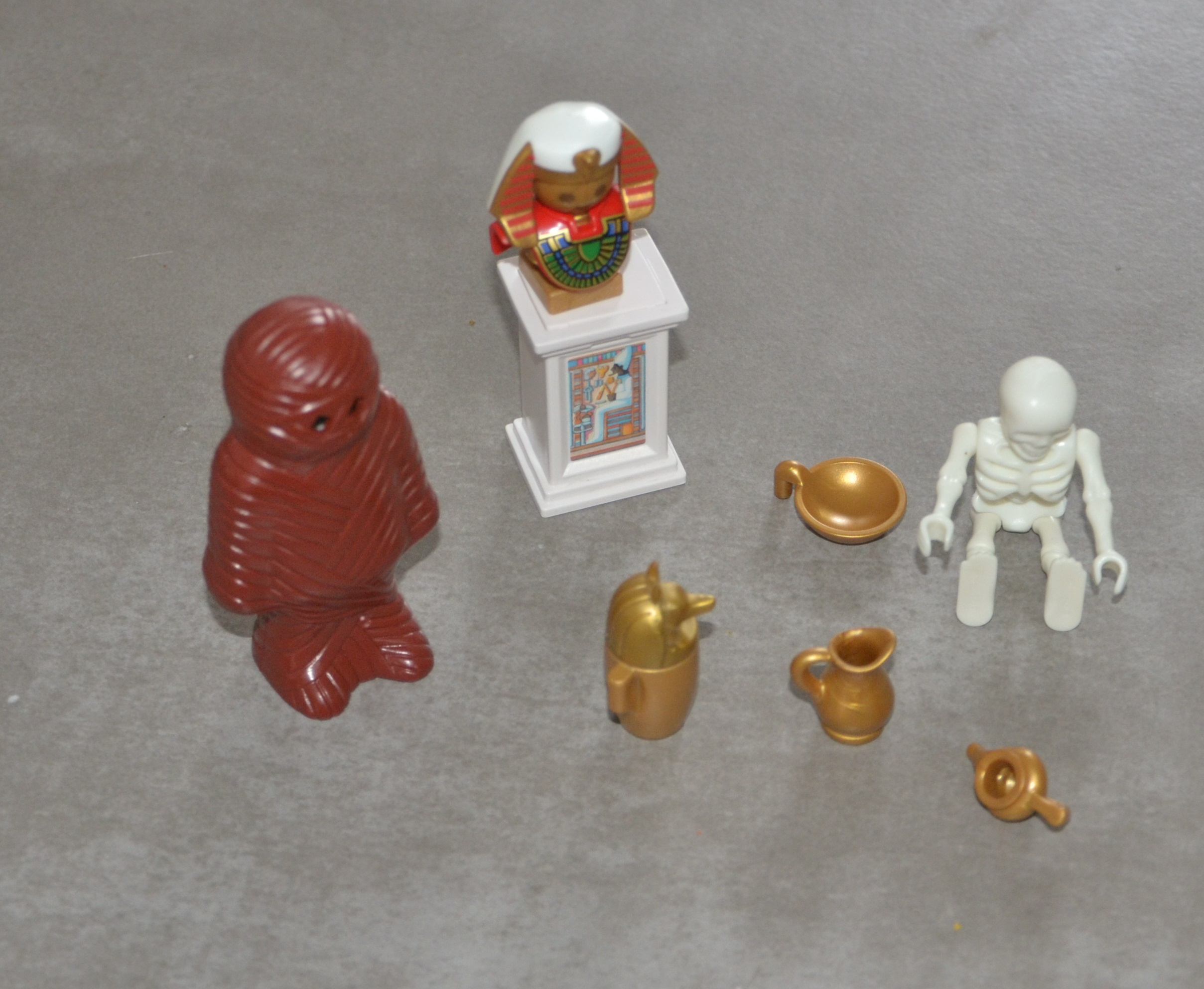 Playmobil Ägypten Mumie/ Pharao