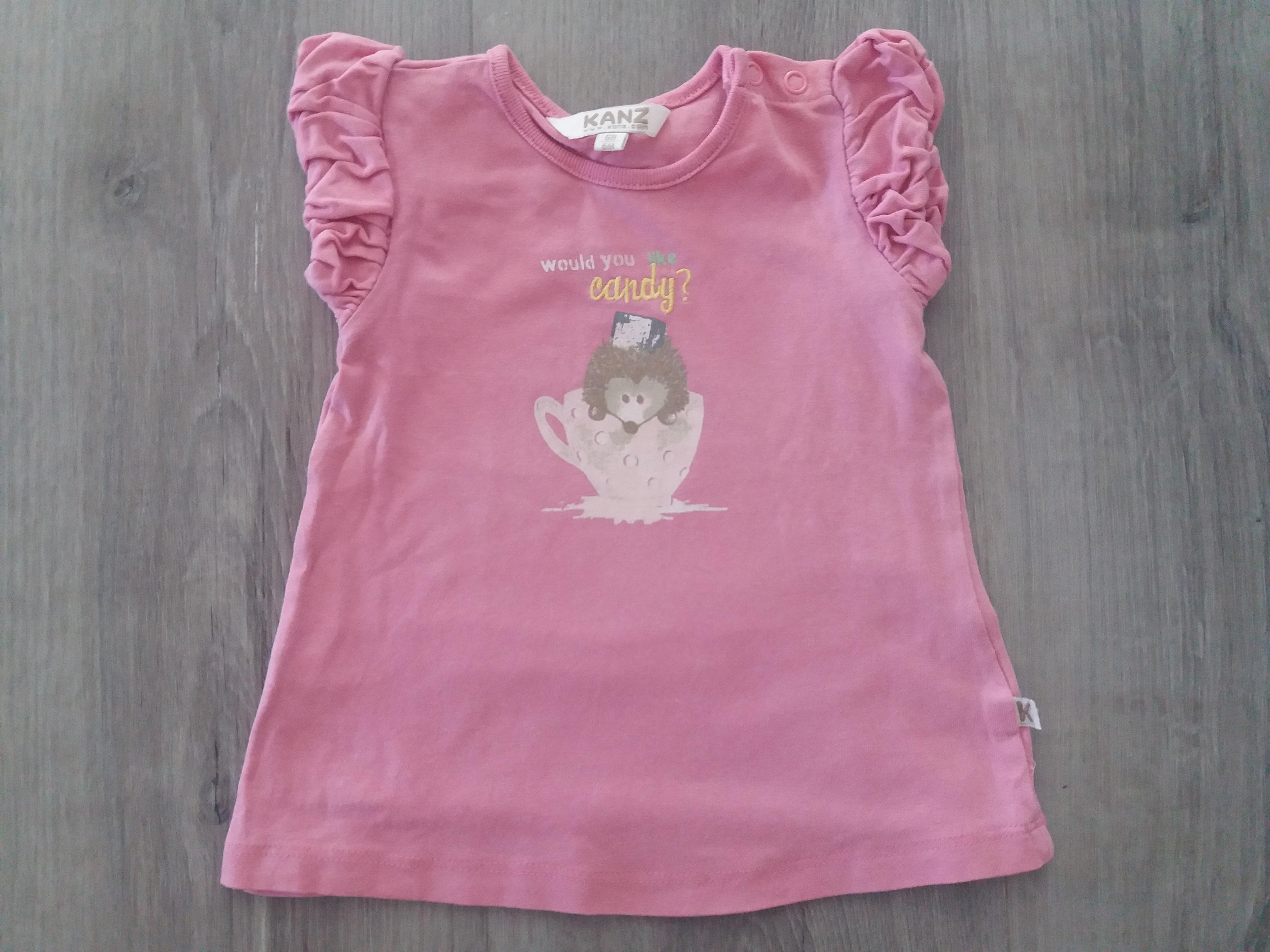 T-Shirt Gr. 68 Kanz