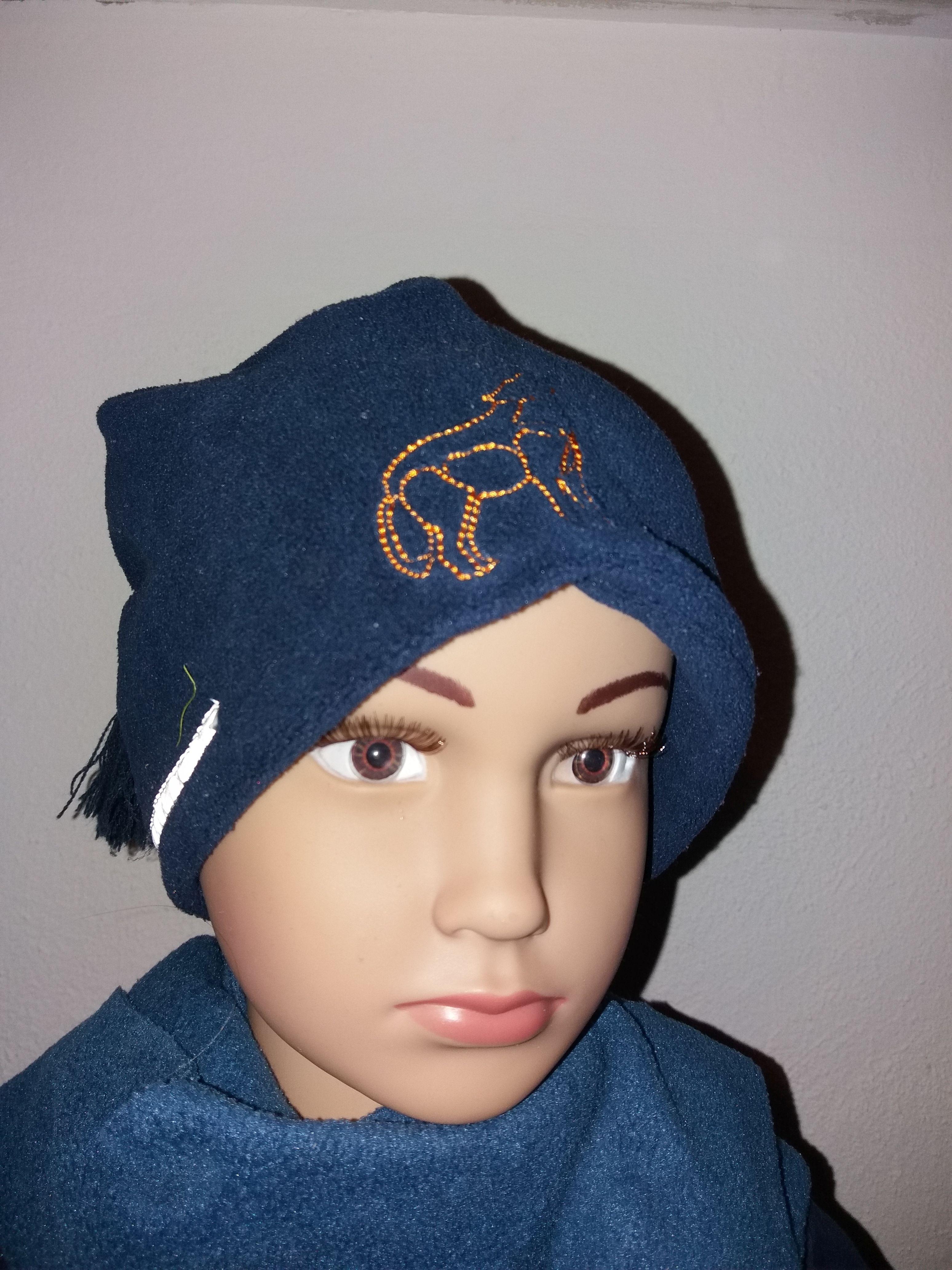 Mütze Fleece 2-5 Jahre
