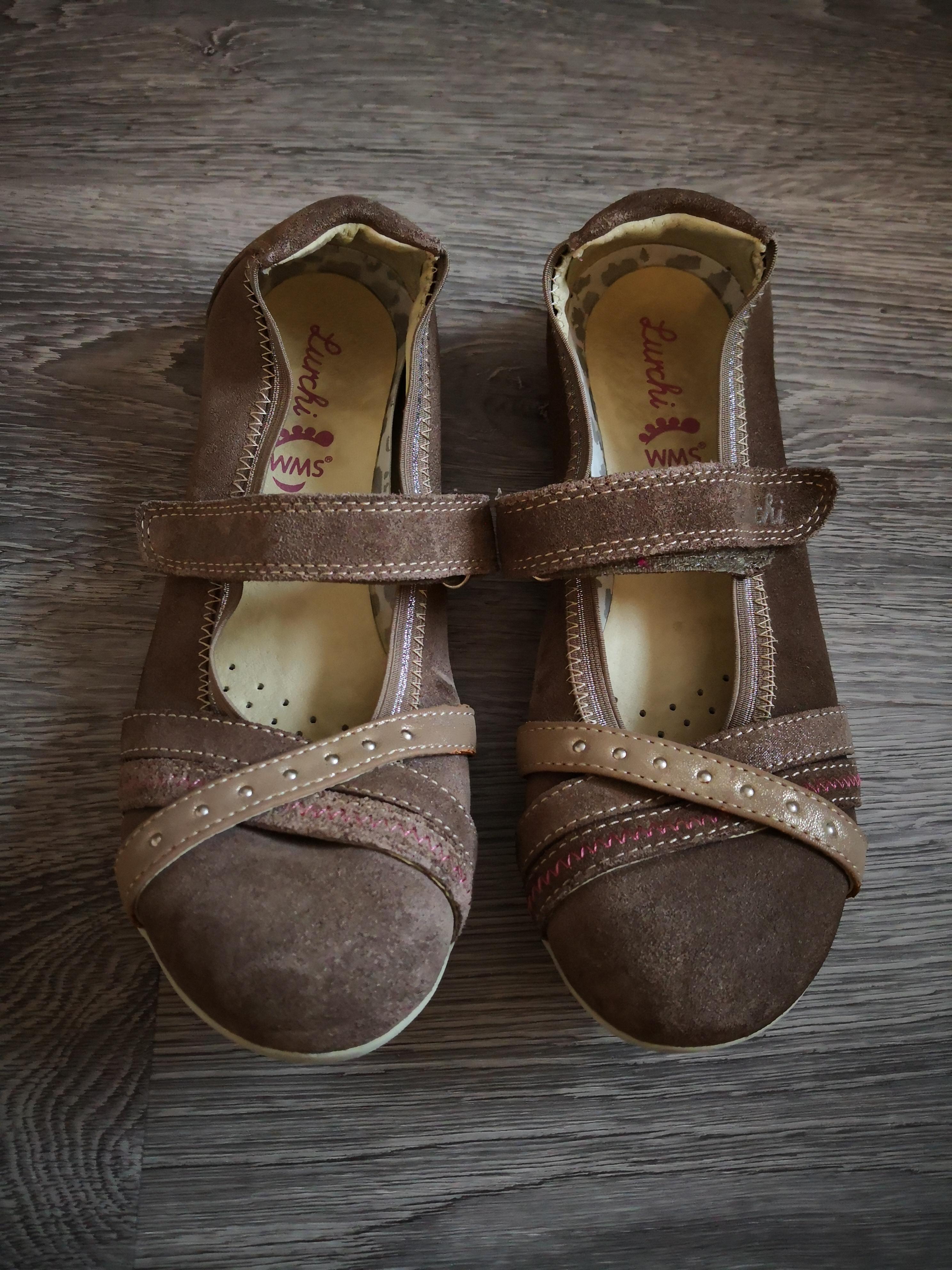 Ballerinas Schuhe Gr. 36 Lurchi